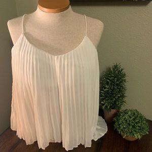 Abercrombie & Fitch Dressy White Camisole